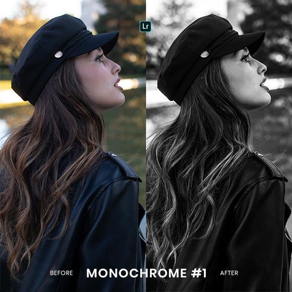 monochrome 1 preset