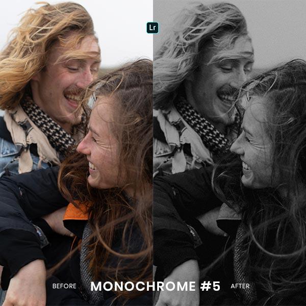 monochrome 5 preset