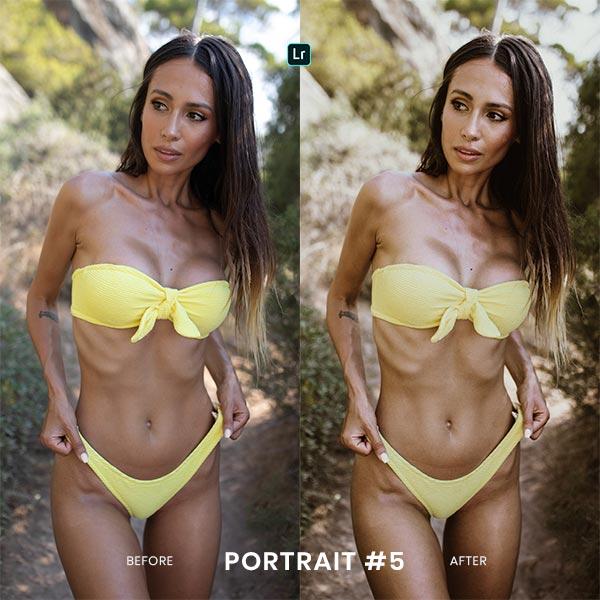 portrait 5 preset